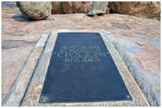 Rhodes Grave